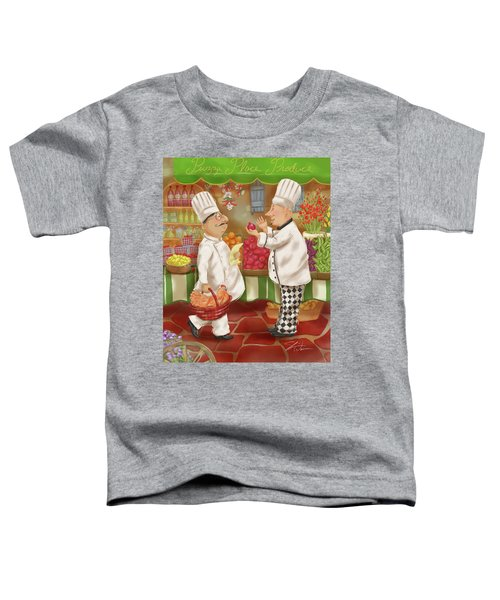 Chefs Go To Market Iv Toddler T-Shirt