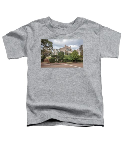 Cherokee House Natchez Ms Toddler T-Shirt