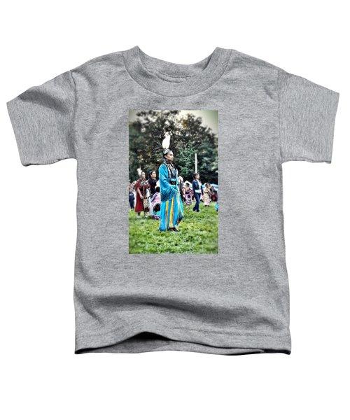 Cherokee Warrior Toddler T-Shirt