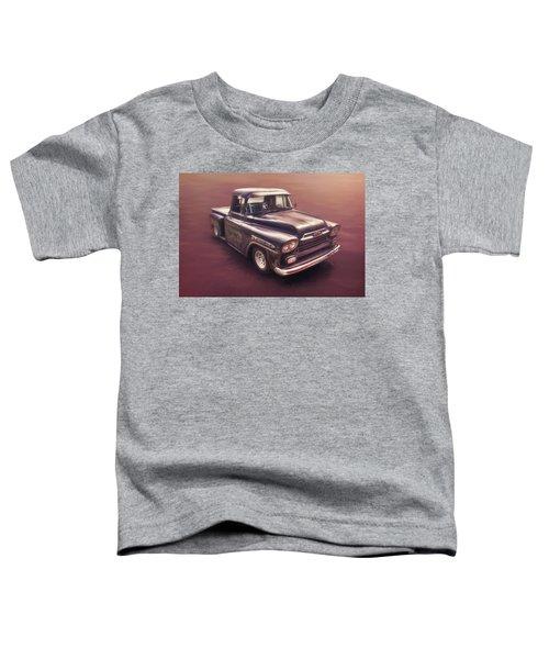 Chevrolet Apache Pickup Toddler T-Shirt