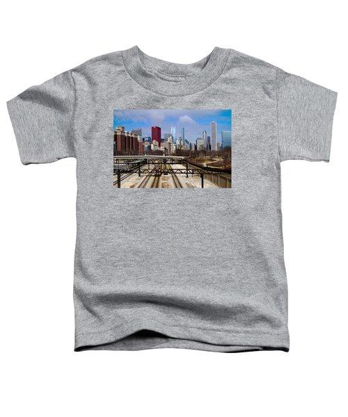 Chicago Metro Toddler T-Shirt