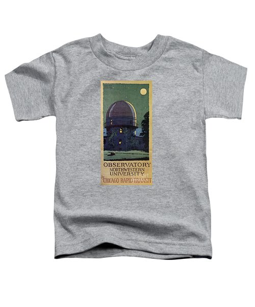 Chicago Poster, 1925 Toddler T-Shirt