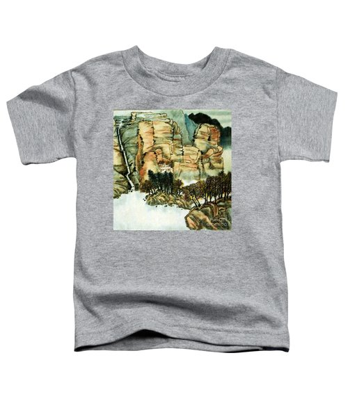 Chinese Landscape #1 Toddler T-Shirt