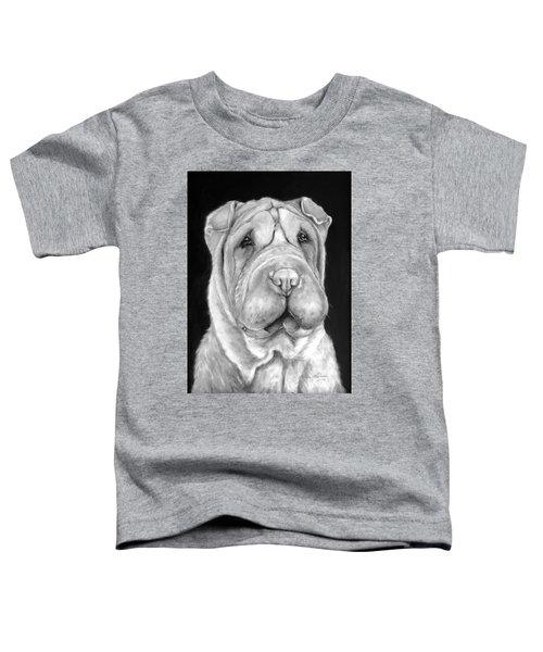Chinese Sharpei Toddler T-Shirt