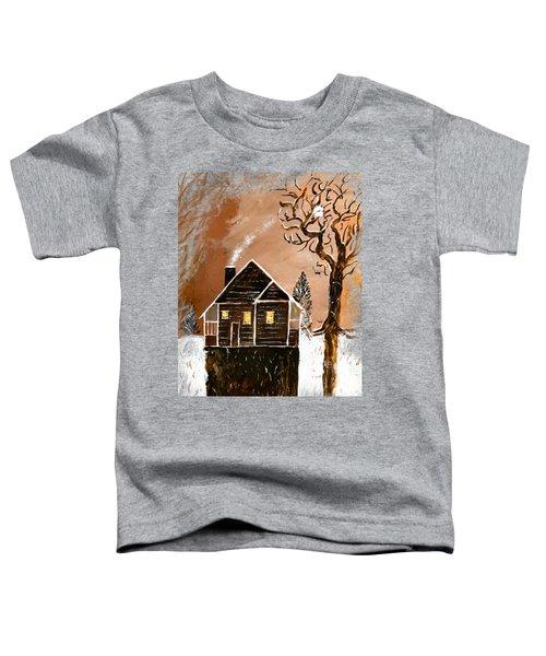 Chocolate Roast Toddler T-Shirt