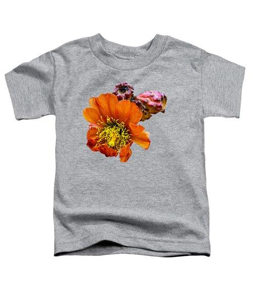 Cholla Flower Op60 Toddler T-Shirt