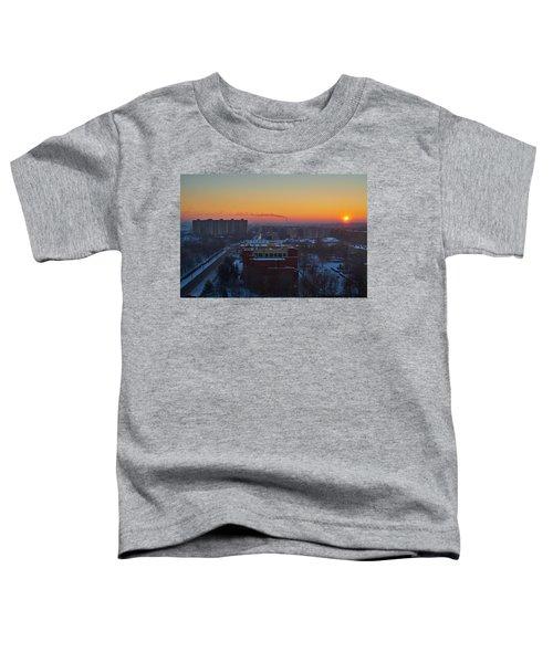 Choo Choo Toddler T-Shirt