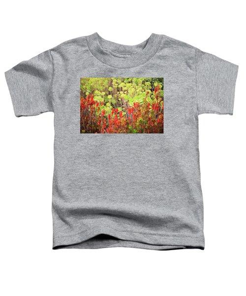 Christmas Cactii Toddler T-Shirt