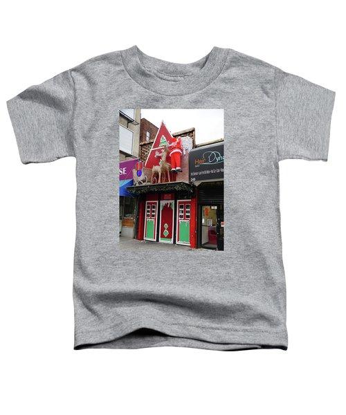 Christmas On Sherman Avenue  Toddler T-Shirt