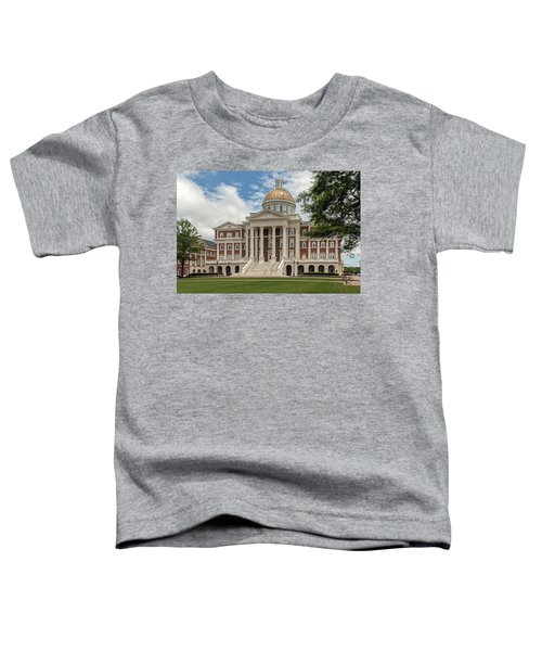 Christopher Newport Hall Toddler T-Shirt