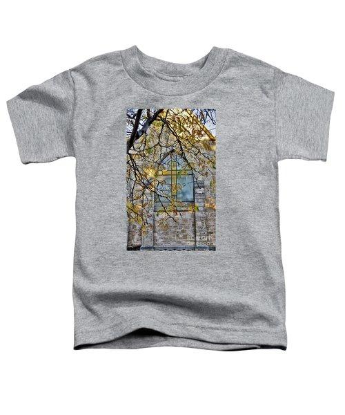 Church Ghost Toddler T-Shirt