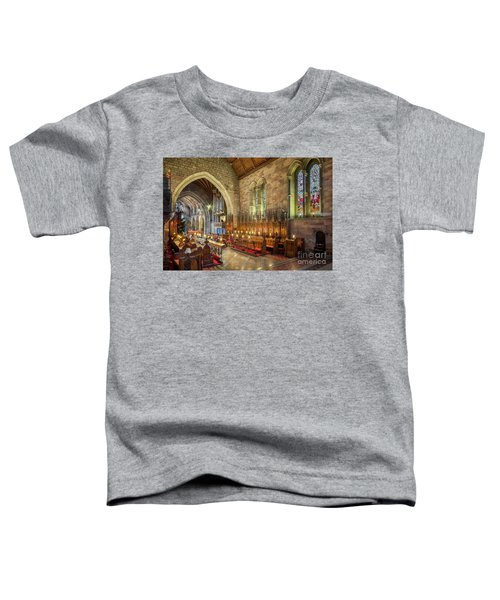 Church Organist Toddler T-Shirt