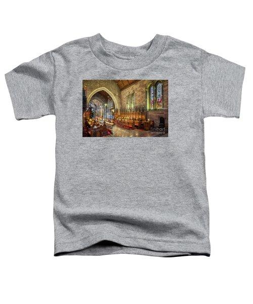 Church Organist Toddler T-Shirt