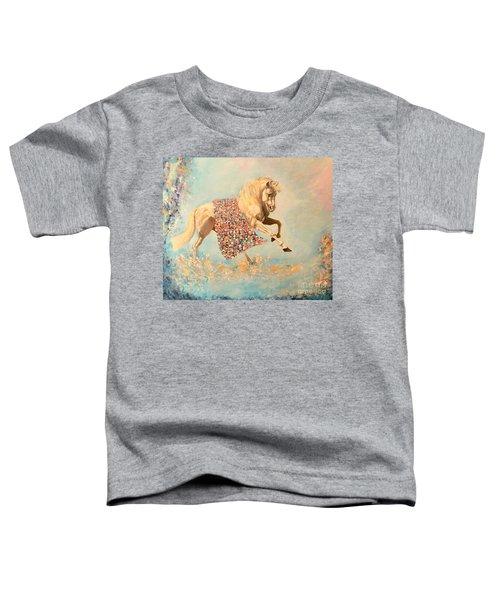 Cinderellas Unicorn Toddler T-Shirt
