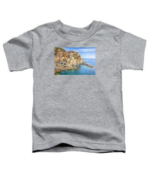 Cinque Terre Toddler T-Shirt