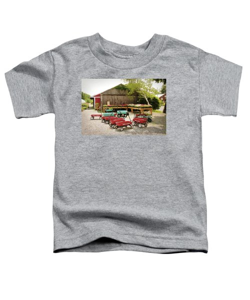 Circle The Wagons Toddler T-Shirt