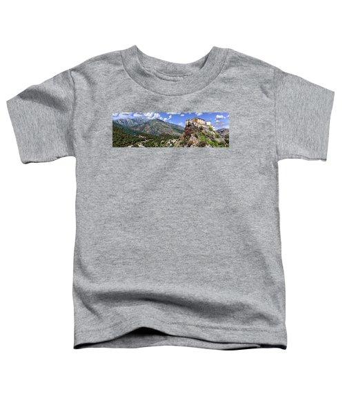 Citadelle De Corte Toddler T-Shirt