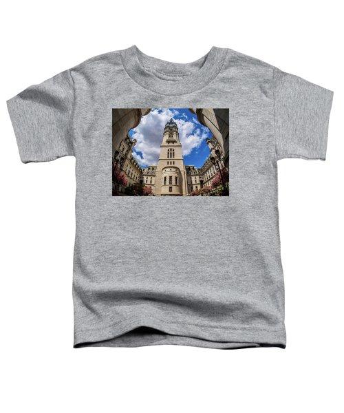 City-hall-philadelphia-photo Toddler T-Shirt