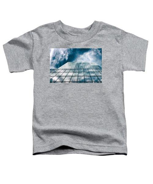 City Sky Light Toddler T-Shirt