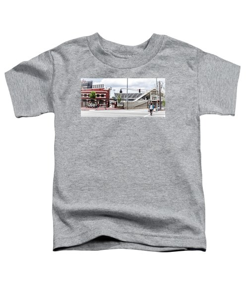 City Stadium Toddler T-Shirt