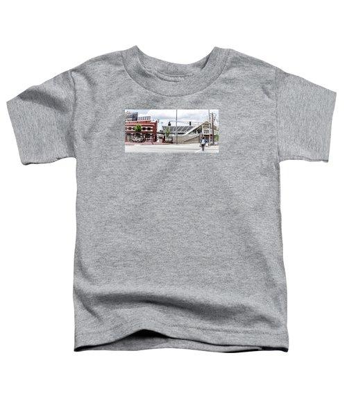 City Stadium Toddler T-Shirt