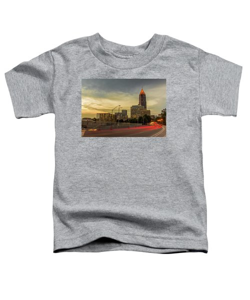 City Sunset Toddler T-Shirt