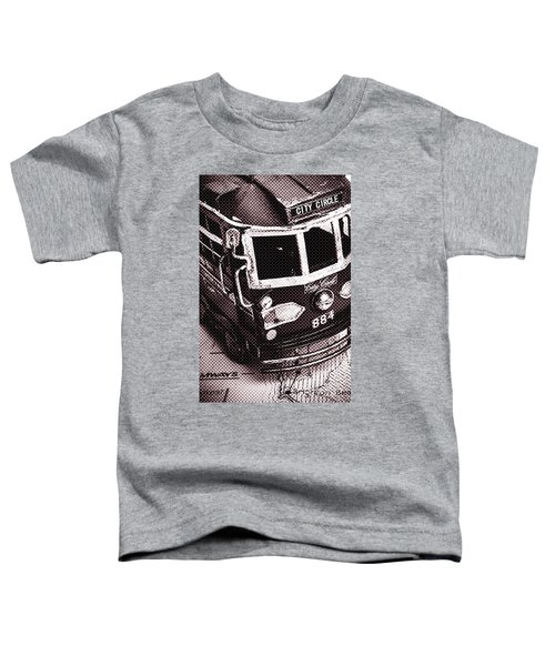 City Wall Art Tours Toddler T-Shirt