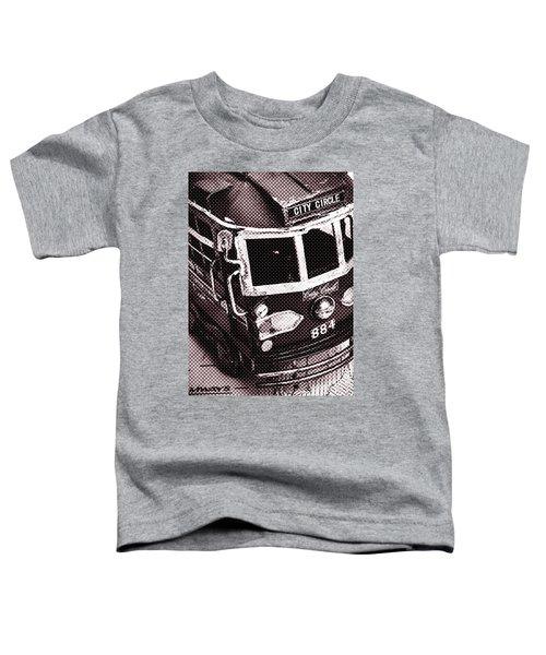 City Wall Art Tours Toddler T-Shirt