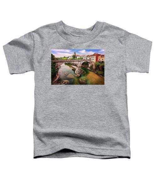 Cividale Del Friuli - Italy Toddler T-Shirt