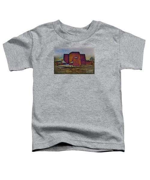 Classic Adobe Toddler T-Shirt