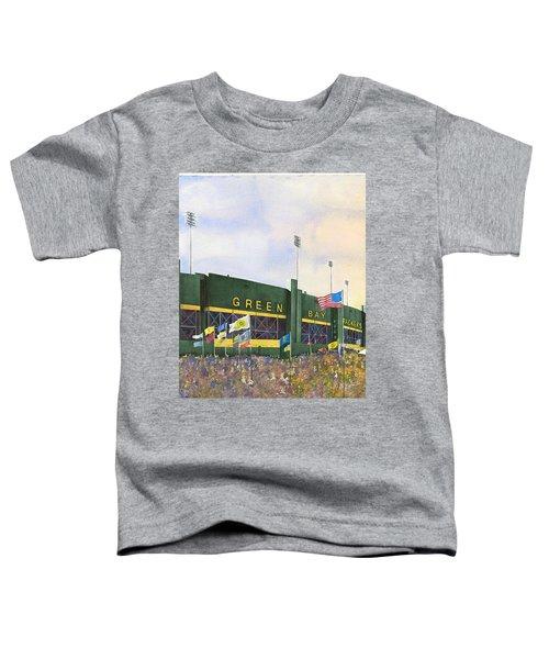 Classic Lambeau Toddler T-Shirt