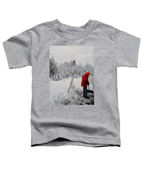 Clearing A Path Toddler T-Shirt