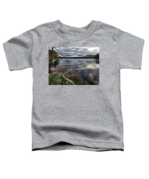 Clearing Sky Toddler T-Shirt