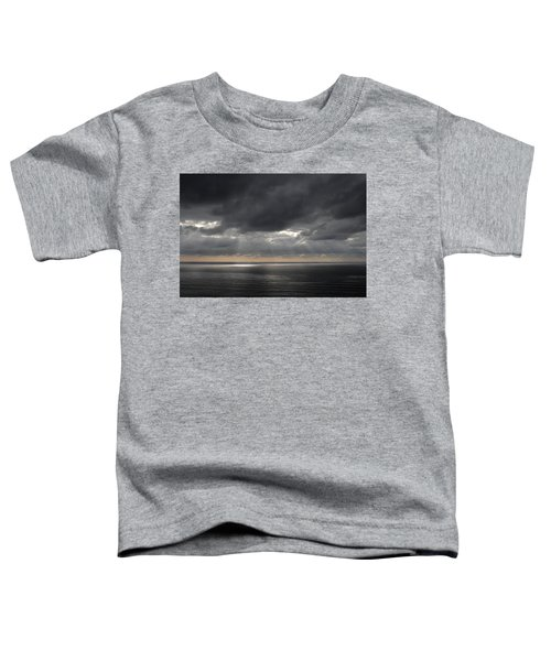 Clearing Storm Toddler T-Shirt
