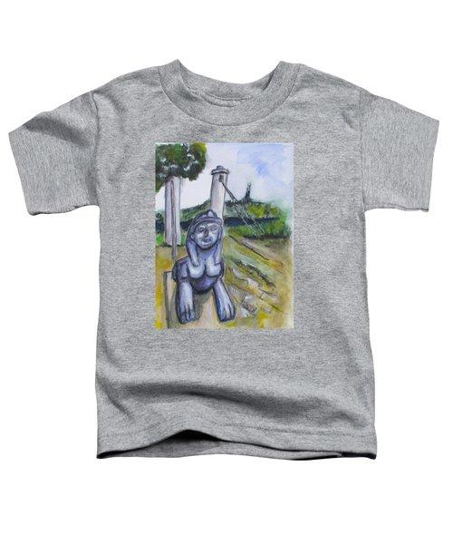 Cleopatra Bridge Ruins, Gaeta Italy Toddler T-Shirt