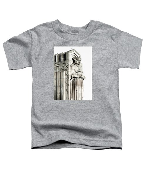 Cleveland Icon Toddler T-Shirt