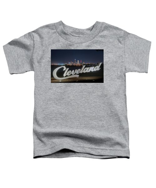 Cleveland Pride Toddler T-Shirt