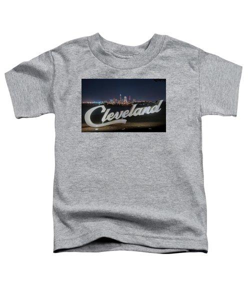 Cleveland Pride Toddler T-Shirt