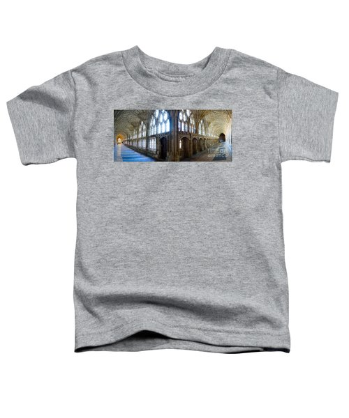 Cloisters, Gloucester Cathedral Toddler T-Shirt