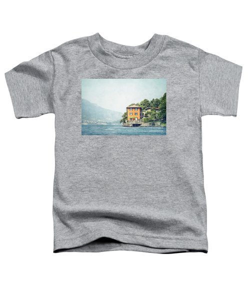 Closer To The Edge Toddler T-Shirt