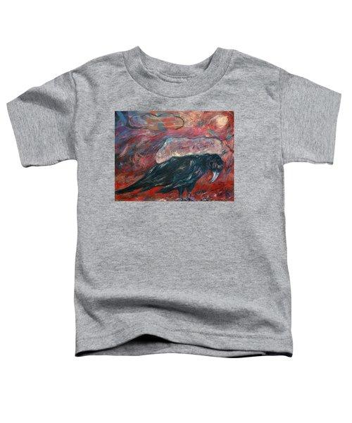 Cloud Carrier Toddler T-Shirt