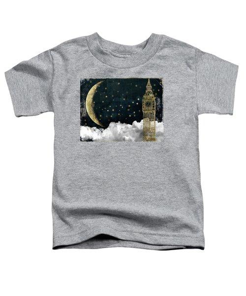 Cloud Cities London Toddler T-Shirt
