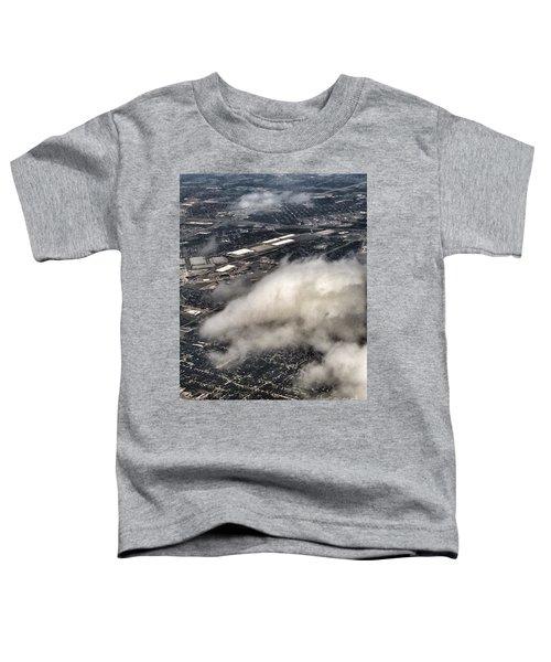 Cloud Dragon Toddler T-Shirt