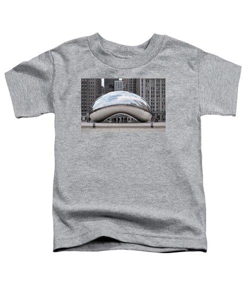 Cloud Gate Toddler T-Shirt