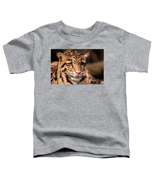 Clouded Leopard II Toddler T-Shirt