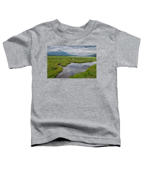 Clouds Over Sparks Toddler T-Shirt