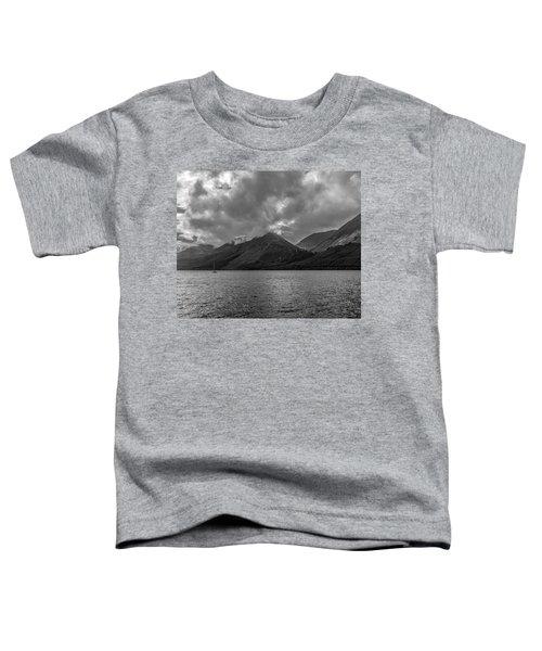 Clouds Over Loch Lochy, Scotland Toddler T-Shirt