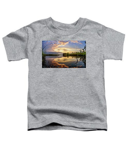 Clouds Reflections Toddler T-Shirt