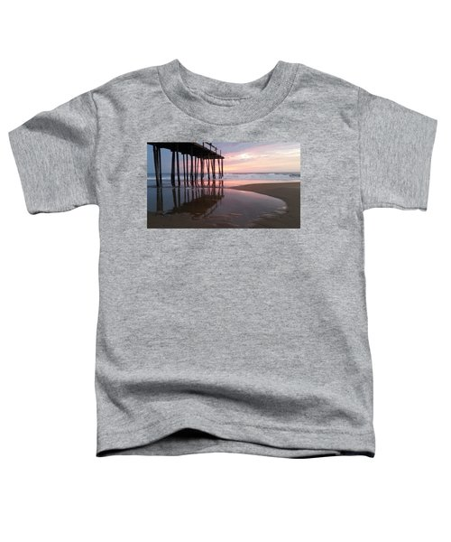 Cloudy Morning Reflections Toddler T-Shirt
