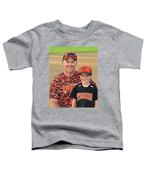 Coach Sodorff And Cody 9739 Toddler T-Shirt